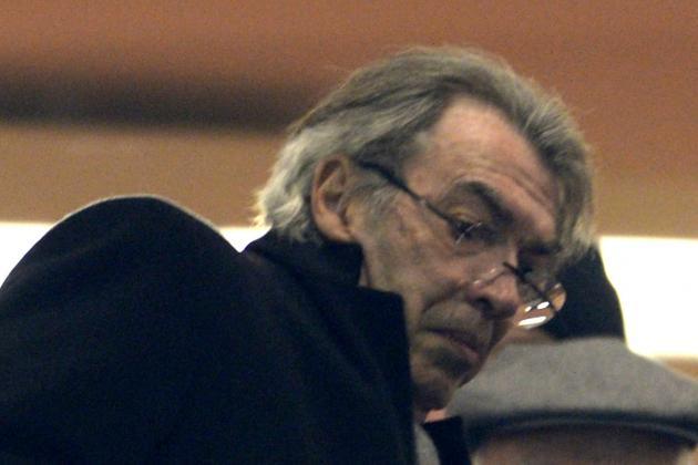 Moratti: 'Referees Not in Good Faith'