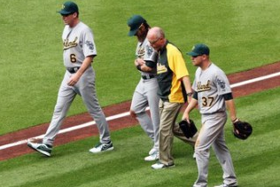 X-Rays Come Back Negative on Reddick, Anderson