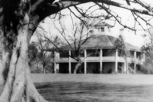 The Masters: Photo of Augusta Clubhouse from Late 1800s