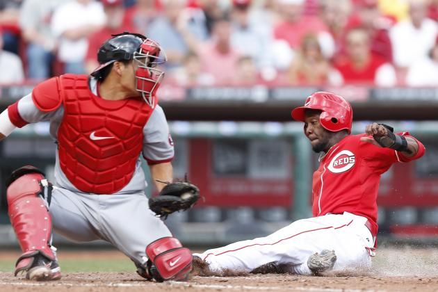 Reds Rally in the Sixth to Beat Strasburg, Nationals