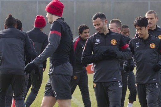 Man Utd Agree 8-Year Training Ground Deal