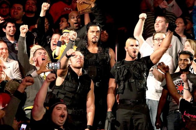 WrestleMania 29 Results: The Shield Defeat Randy Orton Sheamus & Big Show