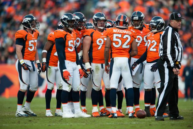 Broncos Defense Still Searching for Answers in NFL Draft