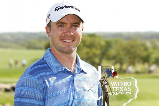 Laird Ties Course Record with 63 to Win Texas Open