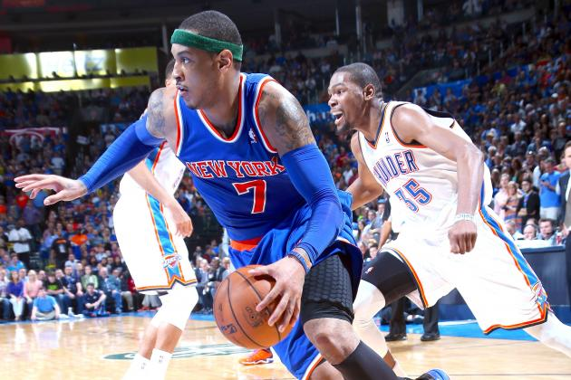 It's Officially Time for the NBA to Take NY Knicks Seriously