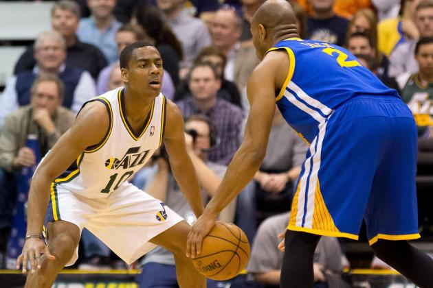 NBA Gamecast: Jazz vs. Warriors