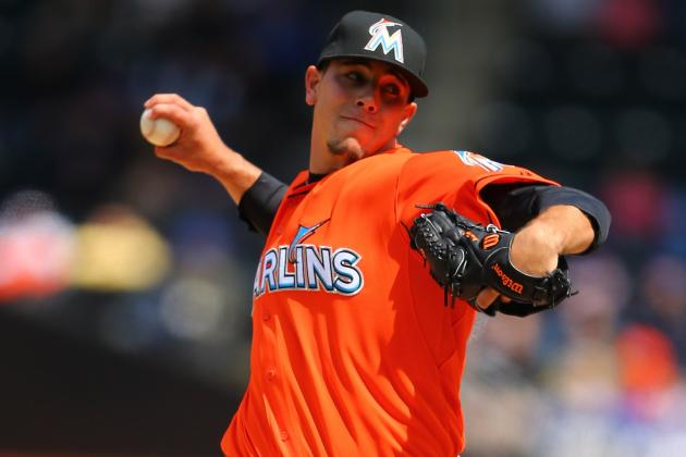 Jose Fernandez Looks Big-Time in His Big-League Debut