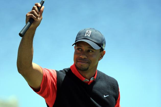 Tiger Woods, Rory McIlory and Top Stars to Watch This Weekend
