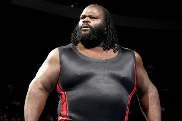 WWE WrestleMania 29 Results: Mark Henry Defeats Ryback