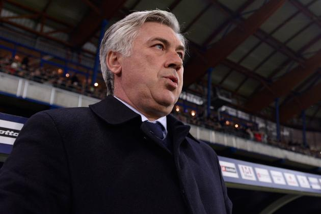 Ancelotti: PSG Are Ready