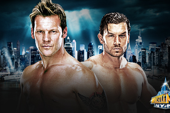 WWE WrestleMania 2013 Results: Fandango Defeats Chris Jericho