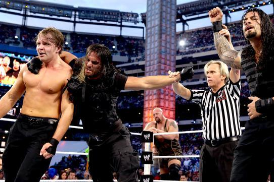 WWE Wrestlemania 29 Winners: The Shield Winning Was Right Move