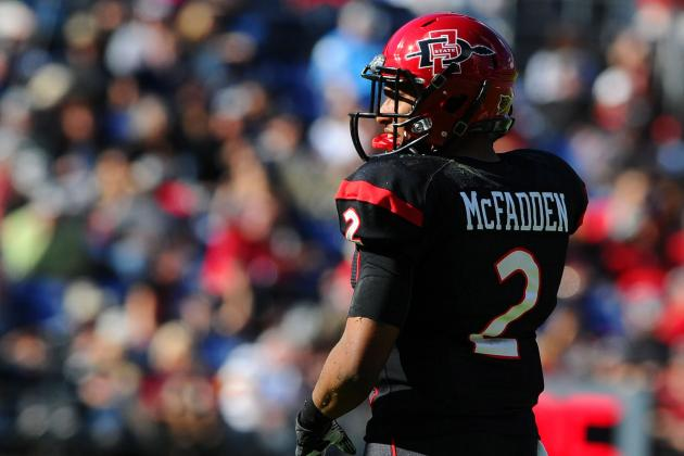 Leon McFadden Scouting Report: NFL Outlook for San Diego State CB