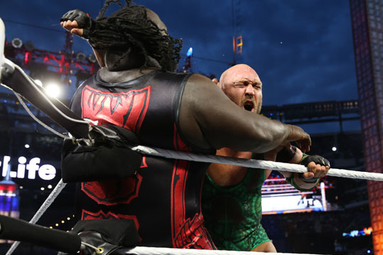 WWE WrestleMania 29 Review: Ryback vs. Mark Henry Unworthy of WrestleMania Card