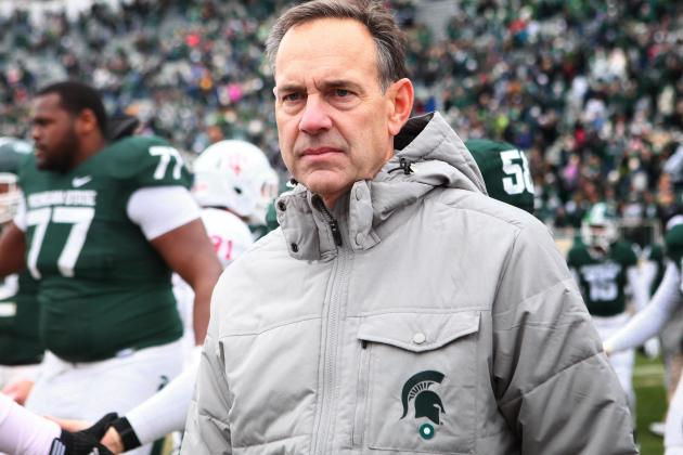 Mark Dantonio Breaks Down of Friday's Scrimmage