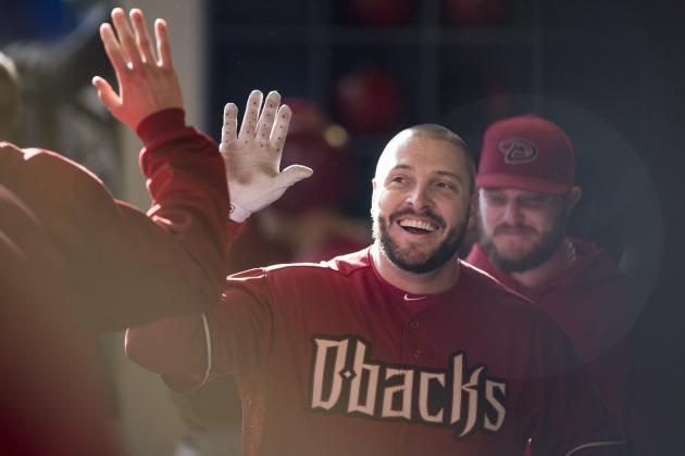 D-Backs Sweep Brewers on Hinske's HR in 11th