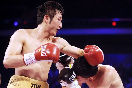 Can Zou Shiming Mimic Guillermo Rigondeaux's Path to a World Title?