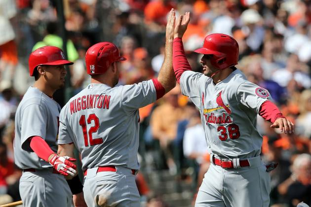 Cards Raze Cain, Rout Giants 14-3