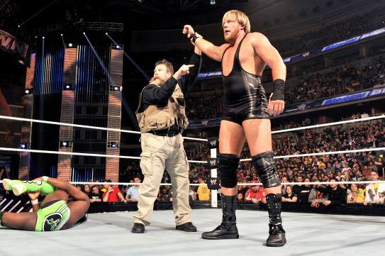 WrestleMania 29 Results: Does Jack Swagger Have Any Mileage Left?