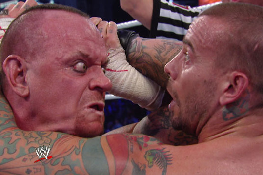 Undertaker vs CM Punk: Epic Match Proves Undertaker Still a Legend in the Ring