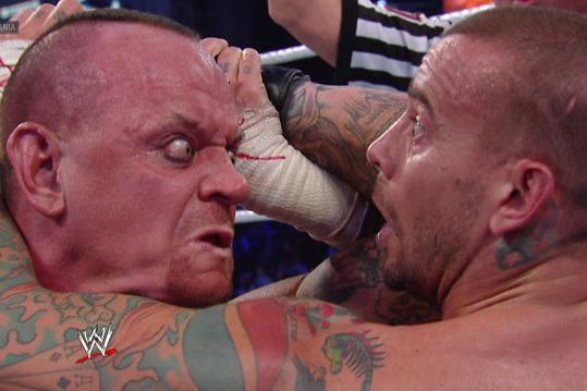 Undertaker vs CM Punk: Epic Match Proves Undertaker Still a Legend in the Ring