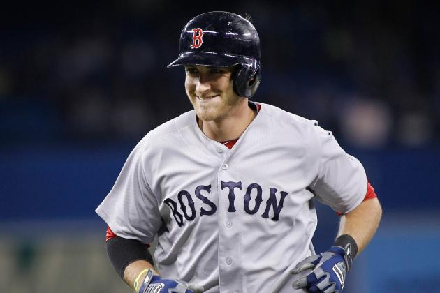 Will Middlebrooks Celebrates '3 Homers, 2 Streakers and 7 Paper Airplanes'