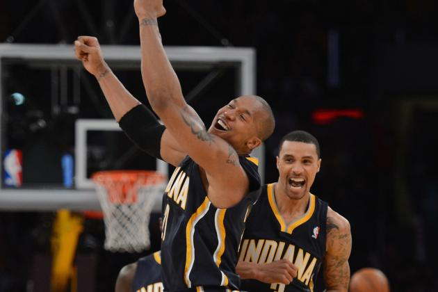 Pacers Clinch Central Division Title