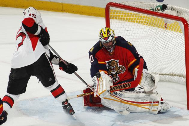 Kulikov Dooms Sens as Panthers Scoot by