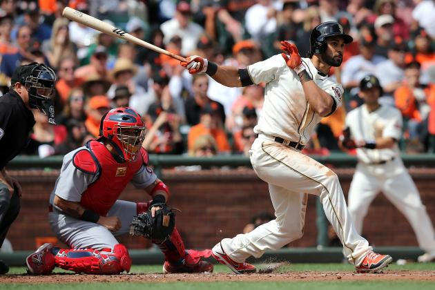 Timely Hitting Lacking in Giants' Loss to Cardinals