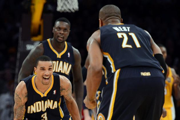 Pacers Win 2013 Central Division Title