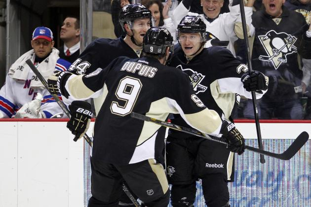 Penguins Clinch Playoff Berth After Devils' Loss