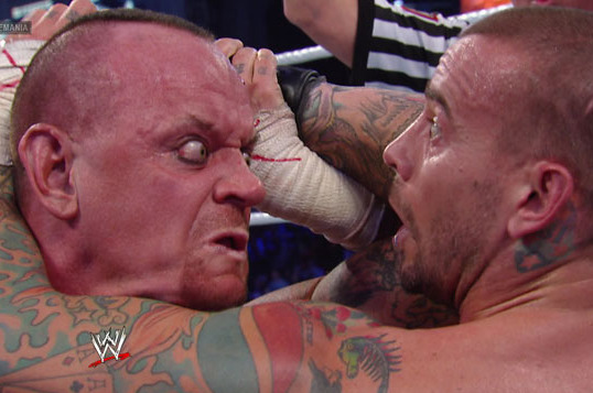 CM Punk vs. Undertaker: Punk Should Be Proud of Putting Streak to the Test