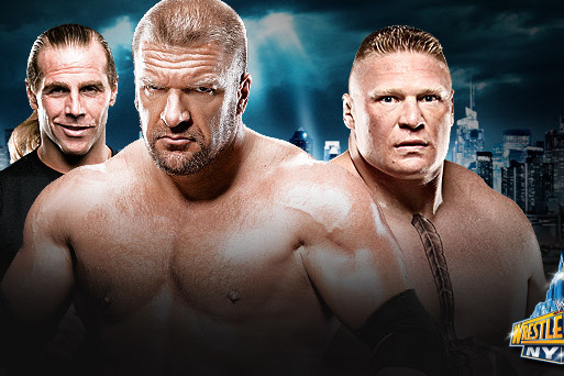 Triple H Beats Brock Lesnar and What It Means