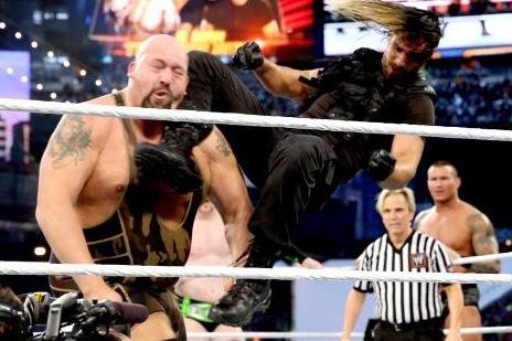 WWE WrestleMania 29 Results: The Shield Defeats Sheamus, Randy Orton, Big Show