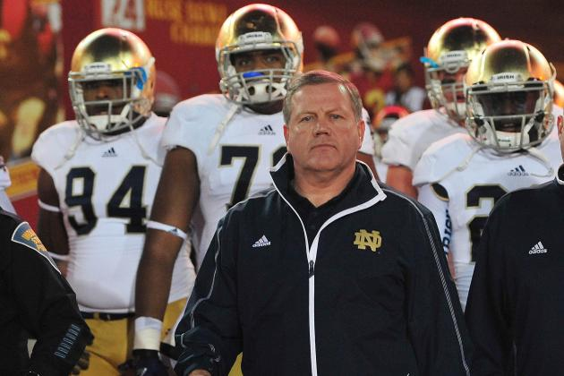 Notre Dame Football: 5 Reasonable Goals for the 2013 Season