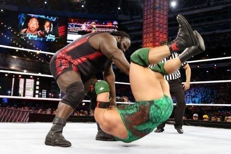 WWE WrestleMania 29 Results: Mark Henry Defeats Ryback