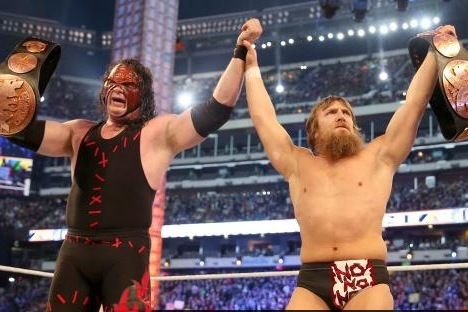 WWE WrestleMania 29 Results: Team Hell No Retain Tag Titles