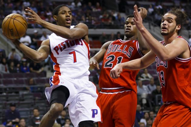 Pistons Finally End Winless Drought vs. Bulls