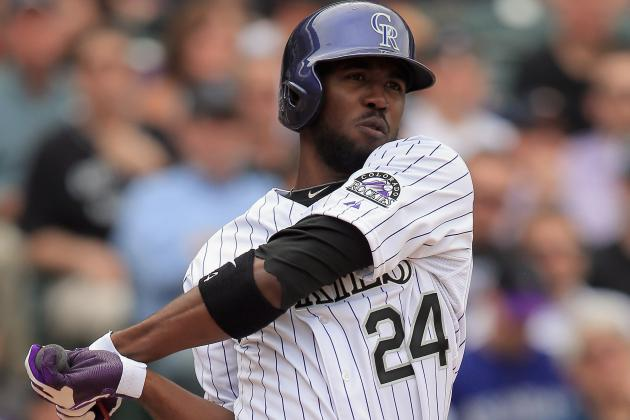 Fowler Helps Rockies to 9-1 Win over Padres