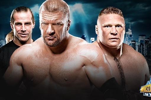 WWE WrestleMania 29 Results: Triple H Defeats Brock Lesnar