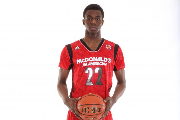 UK Basketball: Will Andrew Wiggins' Decision Make or Break UK's 2014 Season?