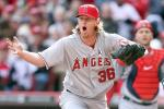Angels' Weaver Suffers Non-Throwing Arm Injury