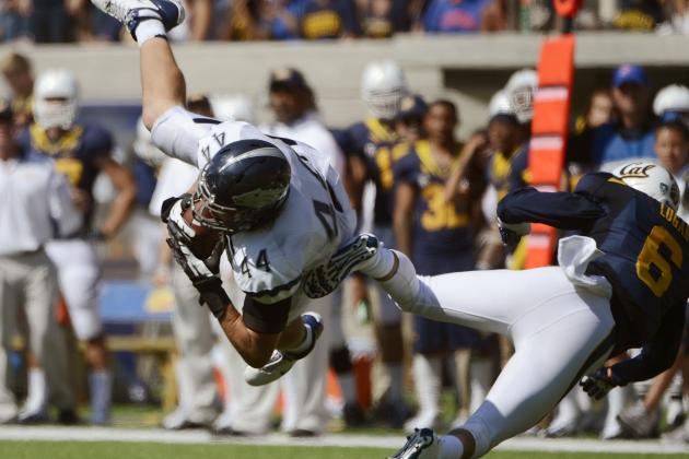 Zach Sudfeld Scouting Report: NFL Outlook for Nevada TE