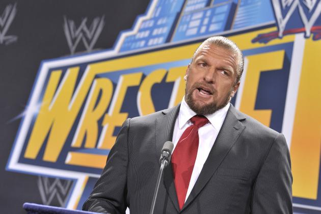 Triple H Injury: Updates on WWE Star's Arm