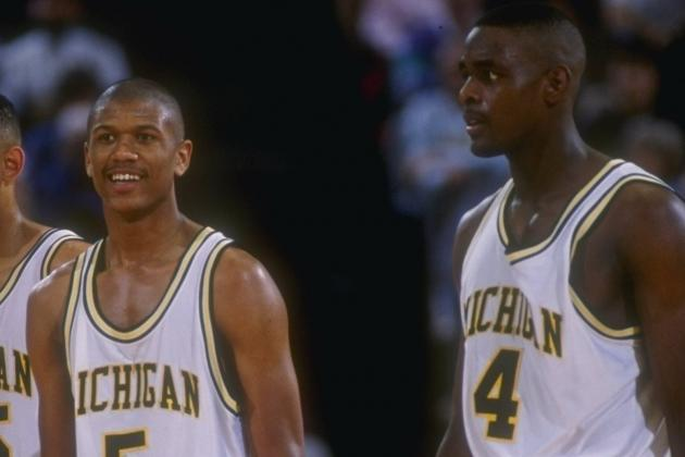 Jalen Rose Wants a Fab Five Reunion in Atlanta