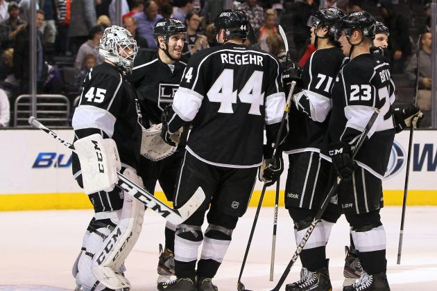 Kings Want Outdoor Game at Dodger Stadium