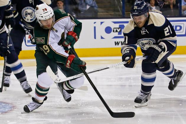 Wild Gets Big Win in Columbus; Dany Heatley to Undergo Shoulder Surgery