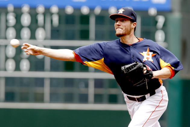 Harrell's Loss Epitomizes Astros Pitchers' Struggles
