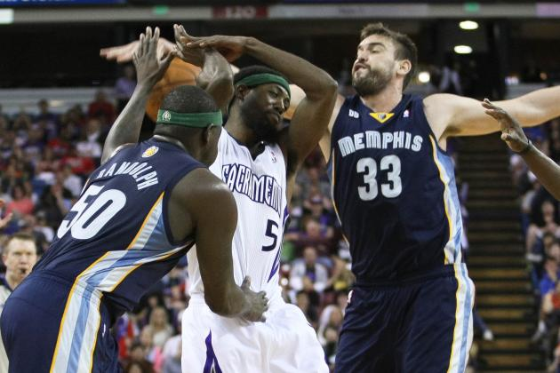 Mike Conley scores 25, rescues Grizzlies in 89-87 win over Sacramento Kings
