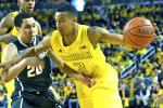 Michigan's Trey Burke Named Naismith POY